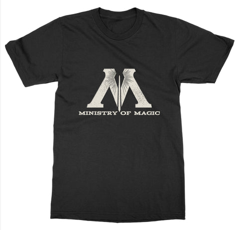 Ministry of Magic 'Harry Potter' T-Shirt