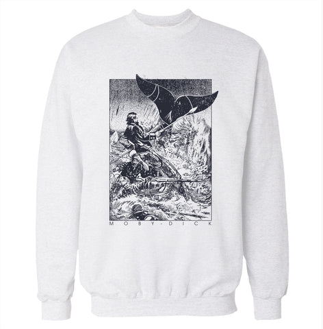 Moby Dick Sweatshirt