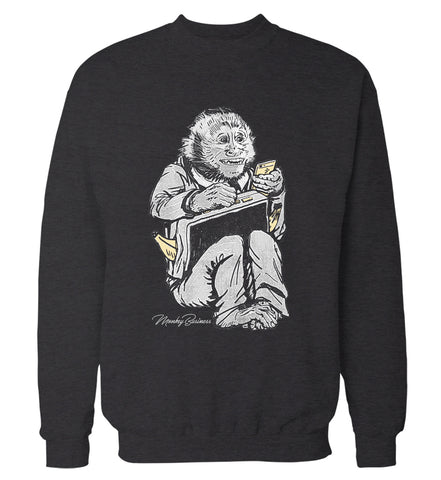 Monkey Business Sweatshirt