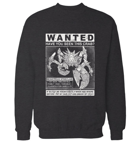 Monstrous Spineclaw 'World of Warcraft' Sweatshirt