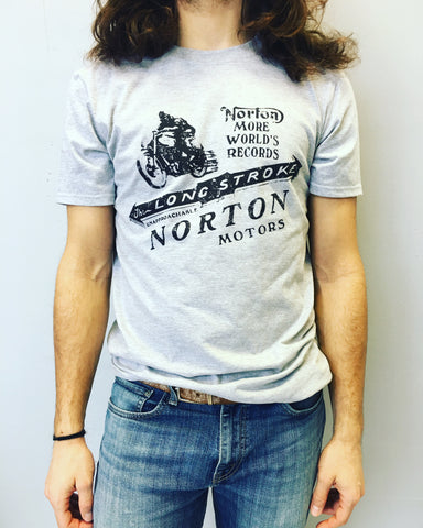 Norton Long Stroke T-Shirt