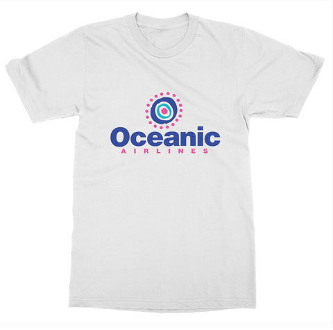 Oceanic Airlines 'Lost' T-Shirt