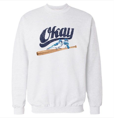 Okay 'Baseball' Sweatshirt