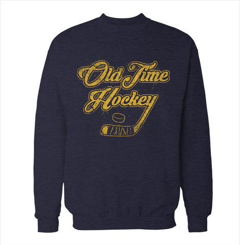 Old Time Hockey 'Slap Shot' Sweatshirt