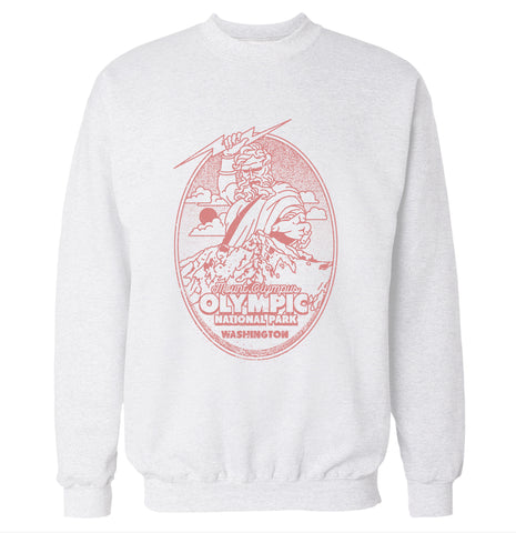 Olympic, Washington Sweatshirt