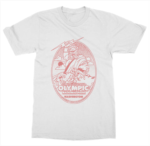 Olympic, Washington T-Shirt