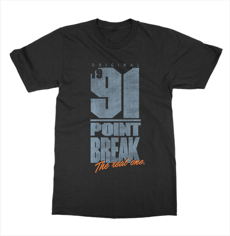 Original 91 'Point Break' T-Shirt