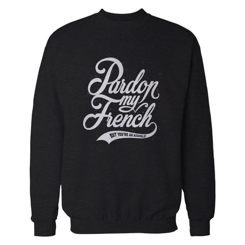 Pardon My French 'Ferris Bueller's Day Off' Sweatshirt