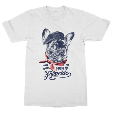 Pardon My Frenchie T-Shirt