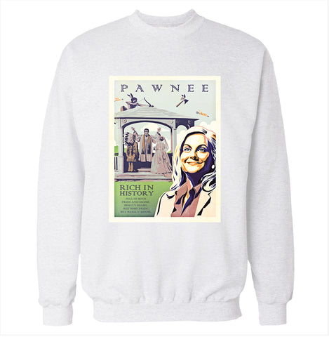 Pawnee 'Parks and Recreation' Sweatshirt