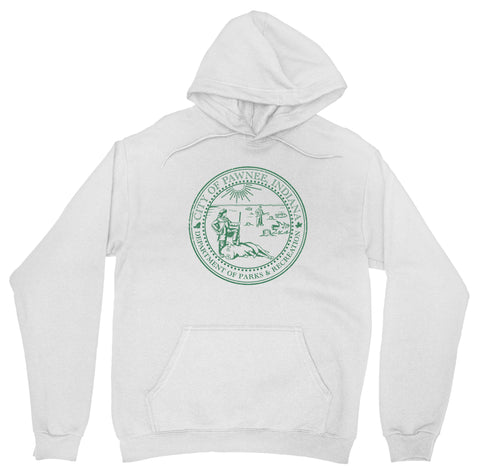 Pawnee Parks Department 'Parks and Recreation' Hoodie