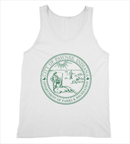 Pawnee Parks Department 'Parks and Recreation' Tank