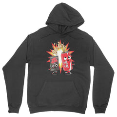 Pop Rocks and Soda Hoodie