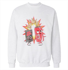 Pop Rocks and Soda Sweatshirt