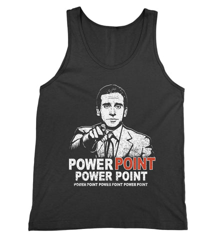 Power Point 'The Office' Tank