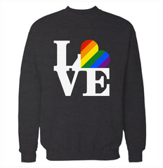 Pride Love Sweatshirt