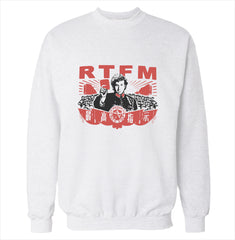 RTFM 'The IT Crowd' Sweatshirt
