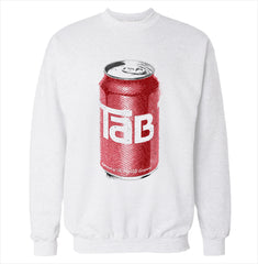 Retro Pop Tab Sweatshirt
