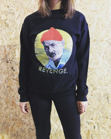 Revenge 'The Life Aquatic' Sweatshirt