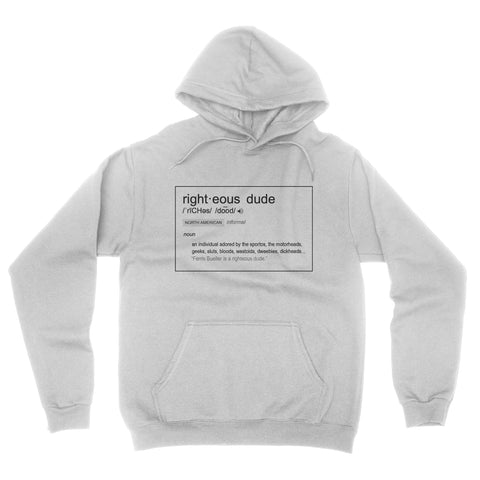 Righteous Dude 'Ferris Bueller's Day Off' Hoodie