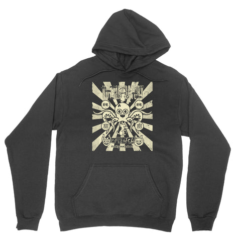 River Trigger 'Firefly' Hoodie
