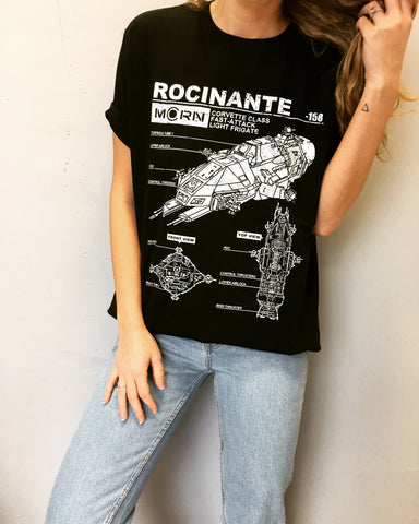 Rocinante Specs 'The Expanse' T-Shirt