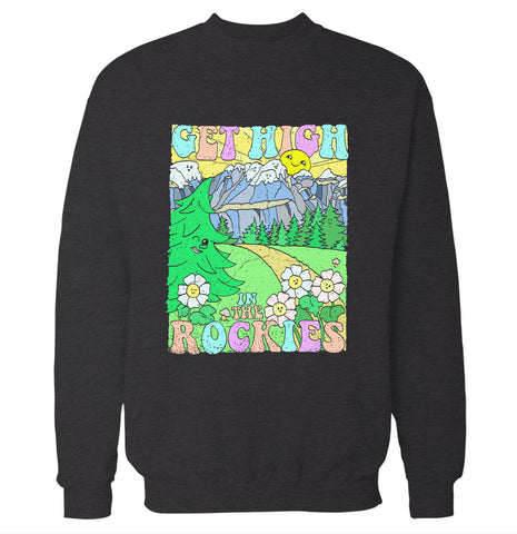Rocky Mountains, Colorado Sweatshirt