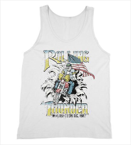 Rolling Thunder Tank