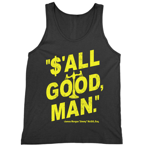 S'All Good Man 'Better Call Saul' Tank