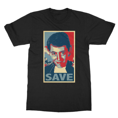 Save Ferris 'Ferris Bueller's Day Off' T-Shirt