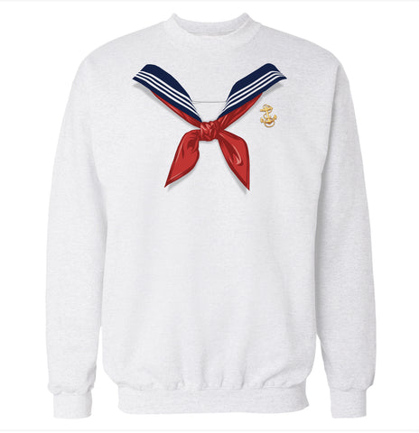 Sailor Costume Sweatshirt