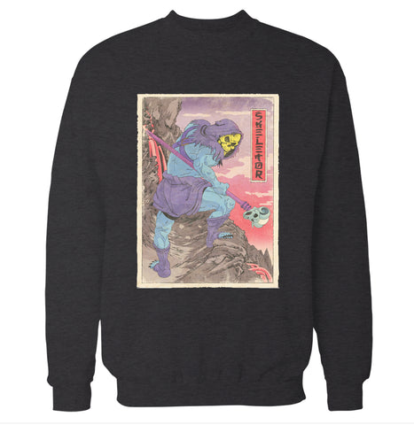 Skeletor 'He-Man' Sweatshirt