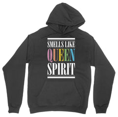 Smells Like Queen Spirit Hoodie