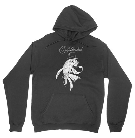 So-FISH-ticated Hoodie