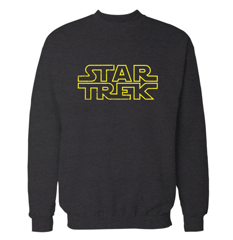 Stark Trek Logo 'Star Trek' Sweatshirt