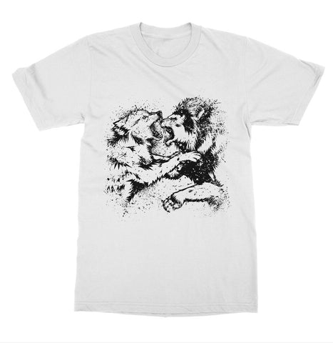 Stark vs. Lannister 'Game of Thrones' T-Shirt