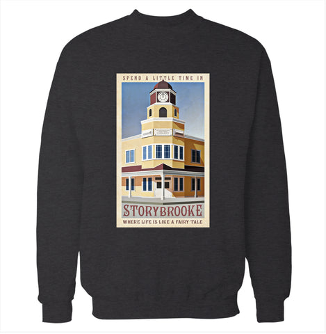 Storybrooke 'Once Upon a Time' Sweatshirt
