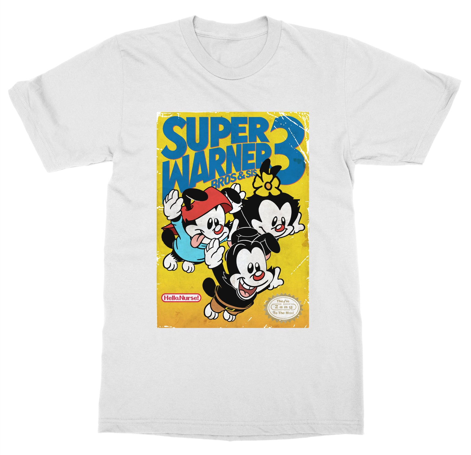 9832320a2a24 Super Warner Bros and Sis T-Shirt – Fun Times Tees