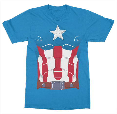 Superhero Costume T-Shirt