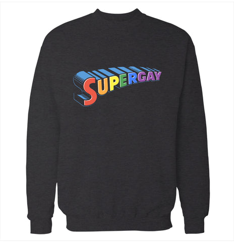 Supergay Sweatshirt