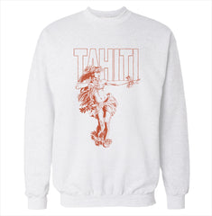 Tahiti, French Polynesia Sweatshirt