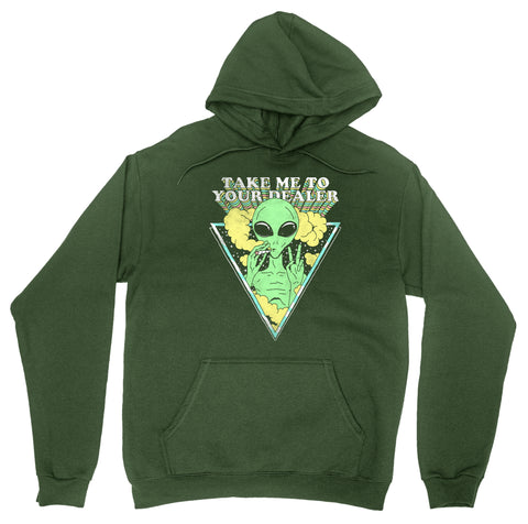 Take Me to Your Dealer Hoodie