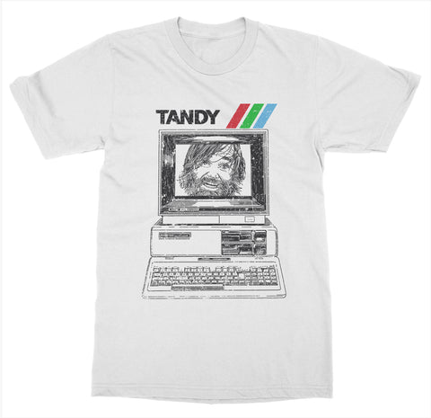 Tandy 'The Last Man on Earth' T-Shirt
