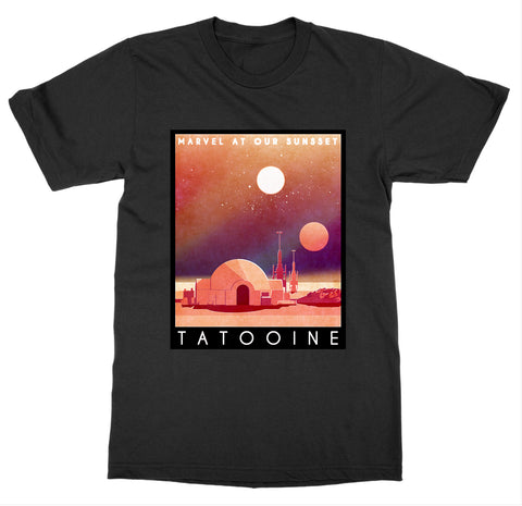 Tatooine 'Star Wars' T-Shirt