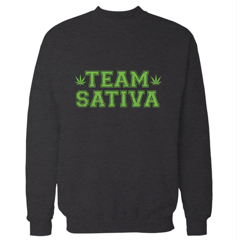 Team Sativa Sweatshirt