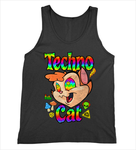 Faux Paw the Techno Cat Tank