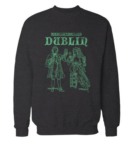 Dublin, Ireland 'Temple Bar' Sweatshirt