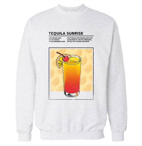 Tequila Sunrise Sweatshirt