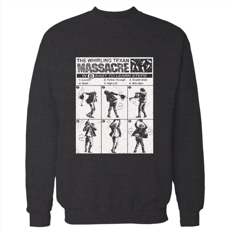 Texan Massacre Dance Sweatshirt