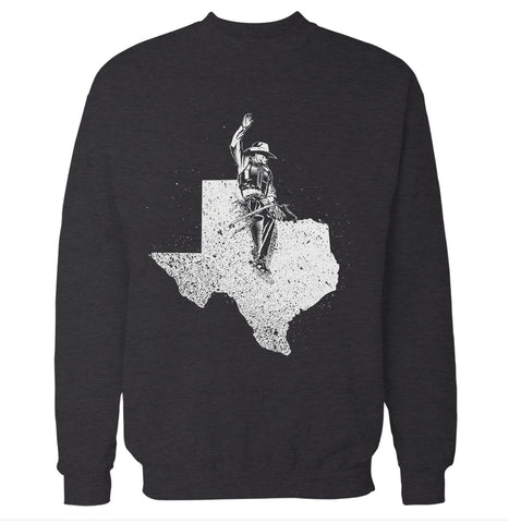 Texas 'Rodeo' Sweatshirt